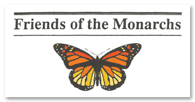Friends of the Monarchs Logo