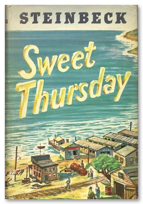Cover of Steinbeck's Sweet Thursday